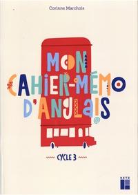 Deedr.fr Mon cahier-mémo d'anglais Cycle 3 Image
