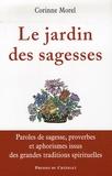 Corinne Morel - Le jardin des sagesses.
