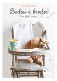 Corinne Oddo-Valette - Bodies à broder pour bébés stylés.