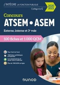 Ebooks et téléchargements gratuits Concours ATSEM-ASEM 2020/2021  - 100 Fiches et 1 000 QCM FB2 DJVU PDB par Corinne Pelletier 9782100809370 in French