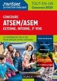 Corinne Pelletier - Concours ATSEM/ASEM - Externe, interne, 3e voie - Tout-en-un - Concours 2020.
