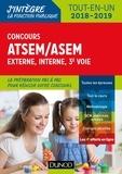 Corinne Pelletier - Concours ATSEM/ASEM - Externe, interne, 3e voie - 2018-2019 - Tout-en-un.