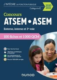 Corinne Pelletier - Concours ATSEM/ASEM externe, interne et 3e voie catégorie C - 100 Fiches et 1 000 QCM.