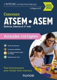 Corinne Pelletier - Concours ATSEM/ASEM externe, interne et 3e voie - Annales corrigées.
