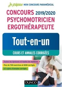 Corinne Pelletier et Benoît Priet - Concours Psychomotricien Ergothérapeute - Tout-en-un.