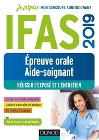Accentsonline.fr IFAS, épreuve orale aide-soignant - Réussir l'exposé et l'entretien Image