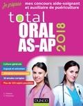 Corinne Pelletier et Charlotte Rousseau - TOTAL ORAL AS-AP 2018 - Concours Aide-soignant et Auxiliaire de puériculture.