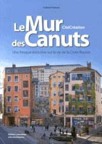 Corinne Poirieux - Le Mur des Canuts - Une fresque évolutive sur la vie de la Croix-Rousse.