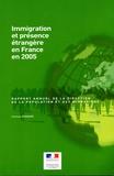 Corinne Regnard - Immigration et présence étrangère en France en 2005.