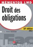 Corinne Renault-Brahinsky - Droit des obligations.