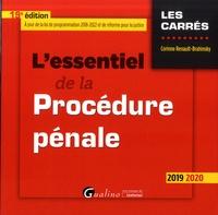 Corinne Renault-Brahinsky - L'essentiel de la procédure pénale.
