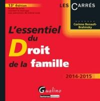 Deedr.fr L'essentiel du droit de la famille - A jour de la loi ouvrant le mariage aux personnes de même sexe Image