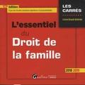 Corinne Renault-Brahinsky - L'essentiel du droit de la famille.