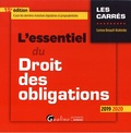 Corinne Renault-Brahinsky - L'essentiel du droit des obligations.