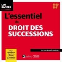 L'essentiel du droit des successions - Corinne Renault-Brahinsky pdf epub