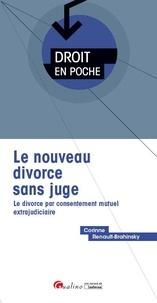 Deedr.fr Le nouveau divorce sans juge - Le divorce par consentement mutuel extrajudiciaire Image