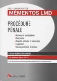 Corinne Renault-Brahinsky - Procedure pénale.
