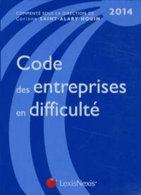 Code des entreprises en difficulté 2014.pdf