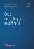 Corinne Saint-Alary Houin - Code des entreprises en difficulté.