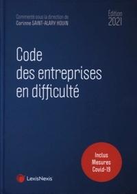 Corinne Saint-Alary-Houin - Code des entreprises en difficulté.