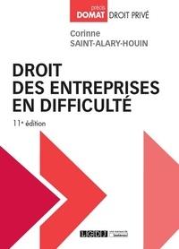Corinne Saint-Alary Houin - Droit des entreprises en difficulté.