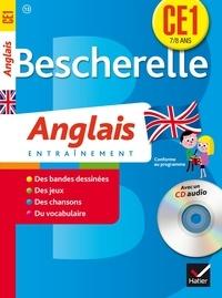 Corinne Touati et Hélène Wormser - Anglais CE1 - 7/8 ans. 1 CD audio