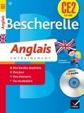 Corinne Touati et Hélène Wormser - Anglais CE2 - 8/9 ans. 1 CD audio