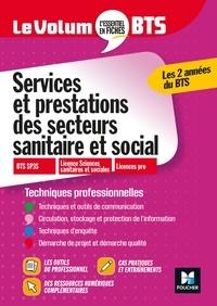 Corinne Tran et Claude Campredon - Lutz - Le Volum' BTS - Services et prestations des secteurs sanitaire et social SP3S -Révision entraînement.