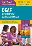 Corinne Verdu et Alba Patricia Velasquez - DEAF - Diplôme d'Etat d'assistant familial.