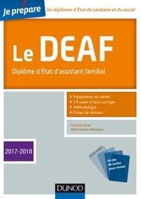 Alixetmika.fr Le DEAF - Diplôme d'Etat d'assistant familial Image