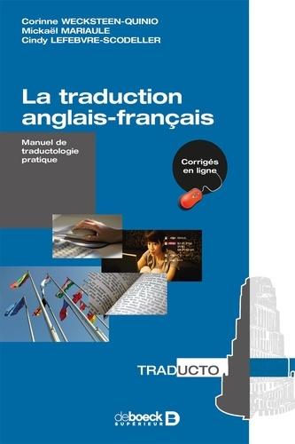La Traduction Anglais Francais Manuel De Traductologie Pratique Poche