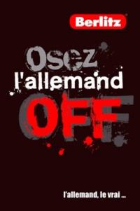 Satt2018.fr Osez l'allemand off - L'allemand, le vrai... Image