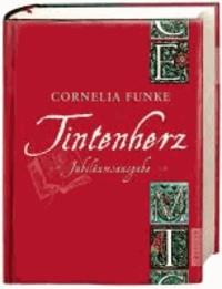 Cornelia Funke - Tintenherz - Jubiläumsausgabe.