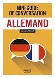 Cornelia Streidt - Mini guide de conversation allemand.