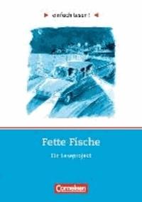 Deedr.fr Fette Fische - Niveau 2. Ein Leseprojekt nach dem gleichnamigen Roman von Carl Hiaasen. Arbeitsbuch mit Lösungen Image