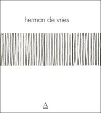 Cornelis De Boer et Herman De Vries - .