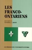Cornelius J. Jaenen - Les Franco-Ontariens.