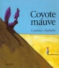 Cornette et  Rochette - Coyote mauve.