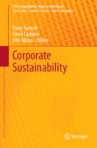 Corporate Sustainability.