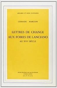 Histoiresdenlire.be Lettres de change aux foires de Lanciano au 16e siècle Image