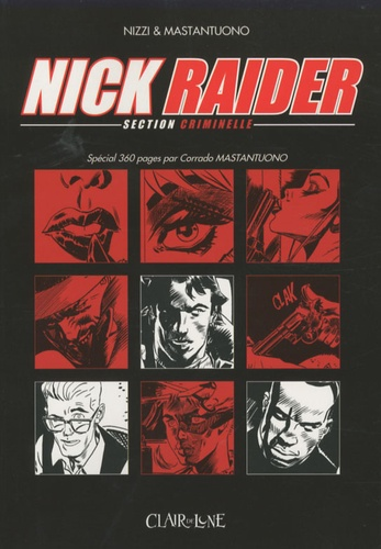 Corrado Mastantuono et Claudio Nizzi - Nick Raider Tome 74, 121, Sp.n°8 : .