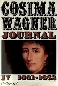 Cosima Wagner - Journal.