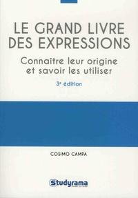 Cosimo Campa - Le grand livre des expressions.