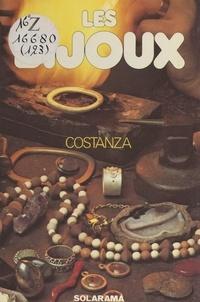 Costanza et Jacques Anquetil - Les bijoux.