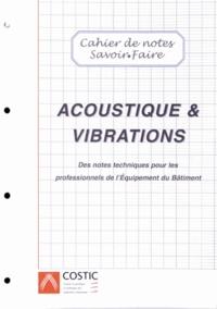 COSTIC - Acoustique & vibrations.