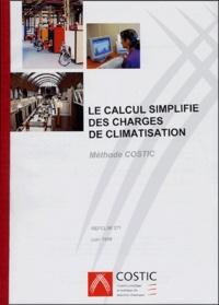 Le calcul simplifié des charges de climatisation - Méthode COSTIC.pdf