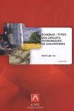 COSTIC - Schémas-types des circuits hydroniques de chaufferies - REFCLIM 133.