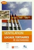 COSTIC - Ventilation locaux tertiaires - Guide d'accompagnement & fiches d'autocontrôle.
