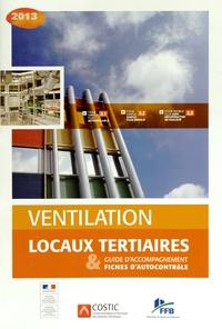 Deedr.fr Ventilation locaux tertiaires - Guide d'accompagnement & fiches d'autocontrôle Image