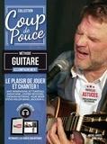 Michel Ghuzel et Denis Roux - L'accompagnement à la guitare.